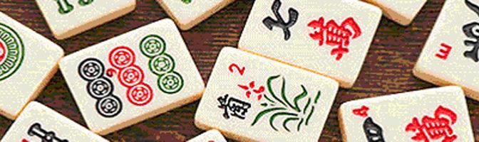 Mahjong spilakvöld 9. maí 2018